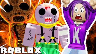 THE CURSE STORY 💀 / ROBLOX (Bad Ending 1 & 2)