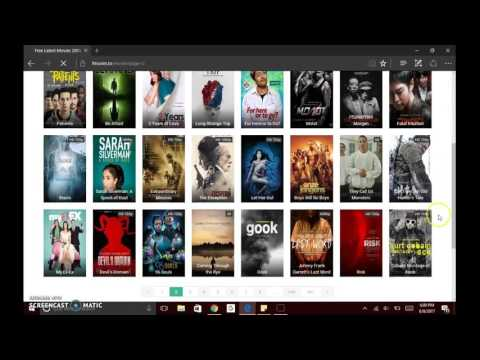 How To  Watch HD MOVIES ONLINE free !!