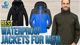 10 Best Waterproof Jackets For Men 2018