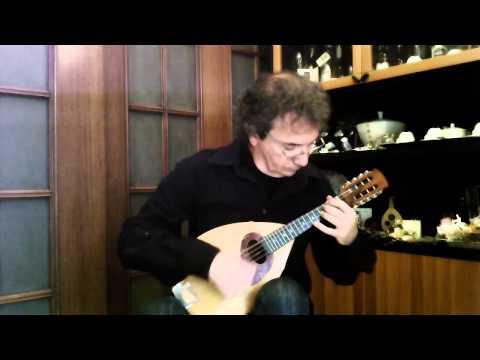 Ad Libitum (Sigla TG L'Una - Solo Mandolin Arrangement by Giuseppe Torrisi)
