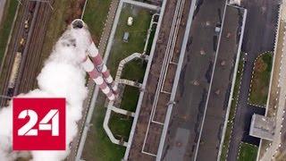 Смотреть видео Городские технологии. Холод как предчувствие. Специальный репортаж Дмитрия Щугорева - Россия 24 онлайн
