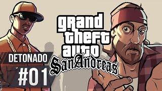 GTA San Andreas - Parte 1: Bem-vindo a Grove Street [ Detonado Legendado PT-BR ]