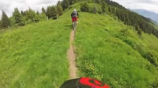 Morgin xc loop, Swiss Alps