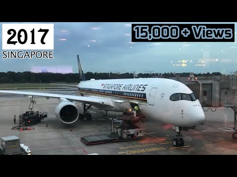 Singapore Airlines | A350-900 | Business Class Complete Review