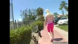 Charlotte Stokely Dog Park Arse