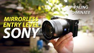 Kamera Mirrorless Sony Terfavorite Versi Doss 2018 Buat kalian yang bingung mau membeli mirrorless S.