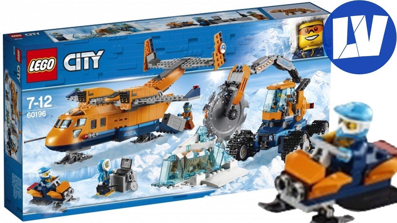 0cf382c0b410 LEGO City Arctic Set Images For Summer 2018 - YouTube