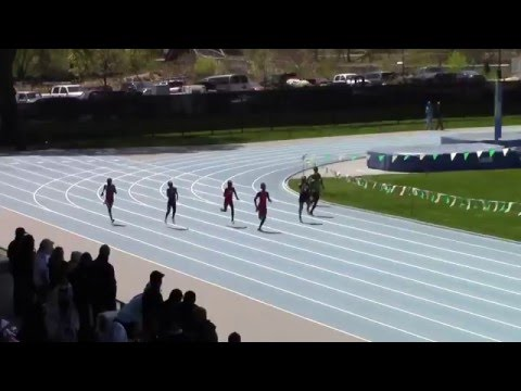 WATCHED 0:16  Icahn Stadium Meet-2 - Nick and Shamali 200m