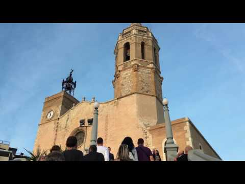 Views Around Sitges, Catalonia, Spain - October 2016