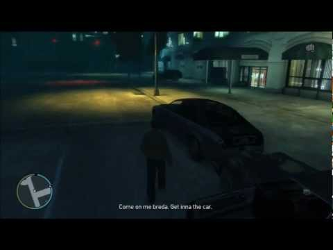 Grand Theft Auto IV LAST Mission with CREDITS #89 A Revenger's Tragedy (money) [HD] 1080p
