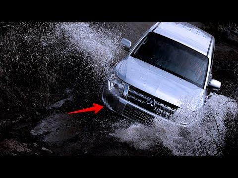Damn!! mitsubishi pajero one of best seller SUV in UAE