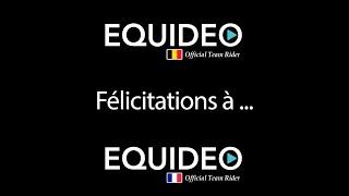 Le Dressage français .....et la 8ème cavalière Equideo 2020 est ...