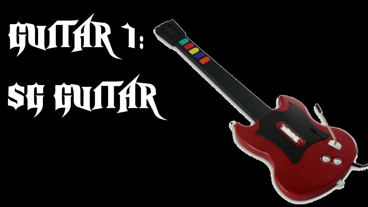 TESTING ALL MY GUITAR HERO GUITARS TO SEE WHICH IS BEST - No original desc.