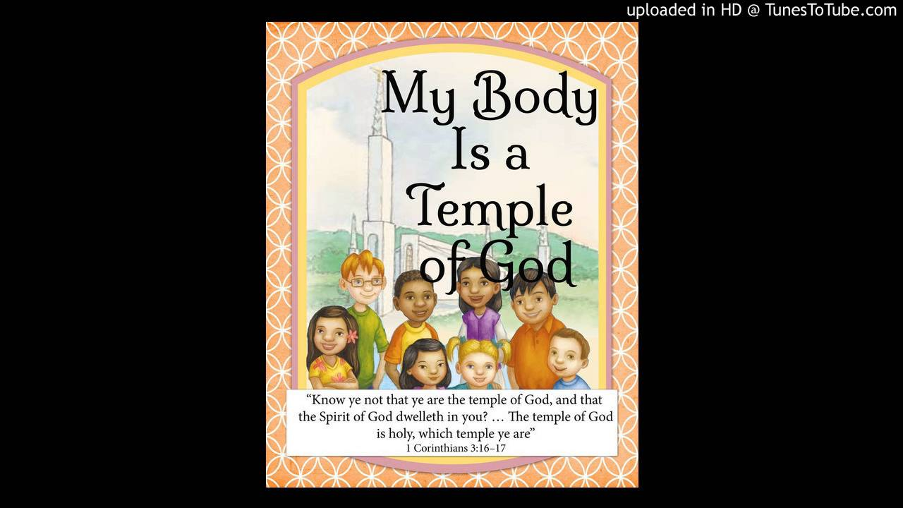 Your Body Is Not A Temple Art