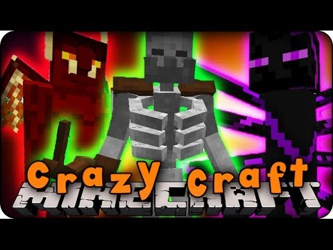 minecraft-mods---crazy-craft---ep-#-1-'i'm-a-lizard'-(morph-mod)
