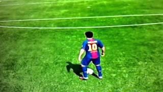 Как сделать Ложный удар в Fifa 13 обучение