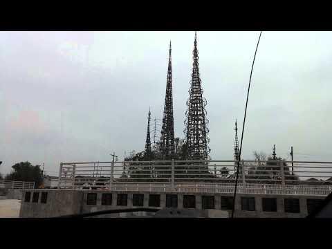 Watts Towers 1080p