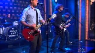 Jimmy Eat World - Pain (live on conan)