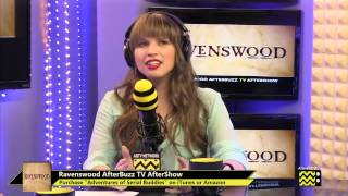 "Ravenswood After Show Season 1 Episode 8 ""I'll Sleep When I'm Dead"" 