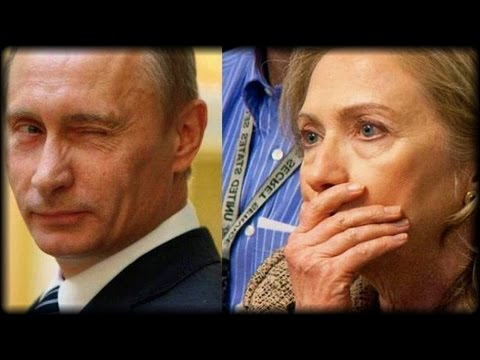 HORROR COMING TO CLINTON AS RUSSIA READIES BOMBSHELL DATA DUMP OF ALL HER EMAILS