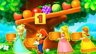 Mario Party: The Top 100 Minigames - Mario vs  Rosalina vs Peach vs Daisy