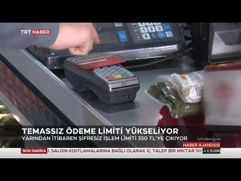 Temassız Ödeme Limiti 350 Tl Oldu 6.05.2021 TURKEY