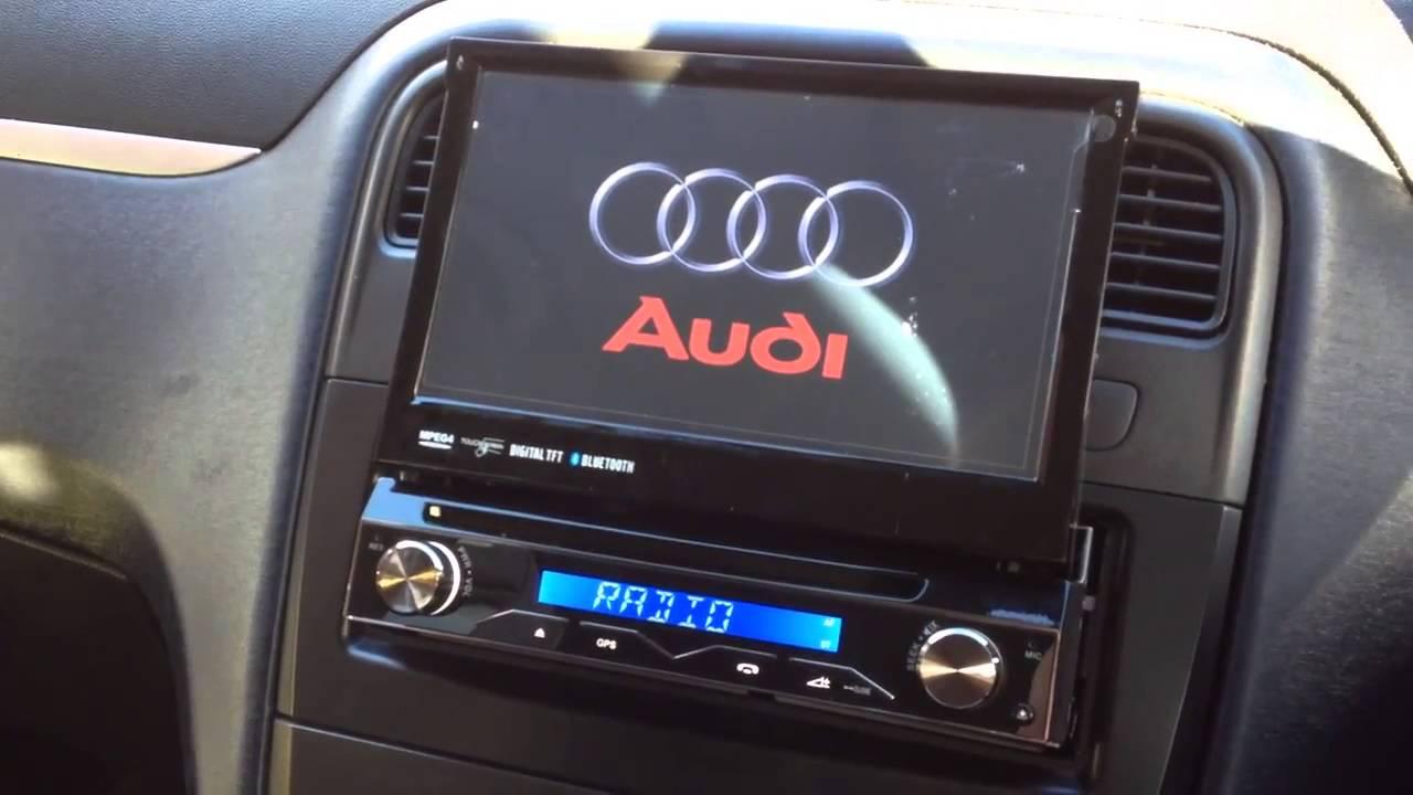 Erisin ES788G Aftermarket Car Head Unit Radio GPS - Quick Look