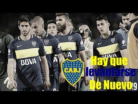 Video Motivacional | Boca Juniors | Eliminado Copa Argentina Cuartos de Finales 2016/17 | HD 1080p