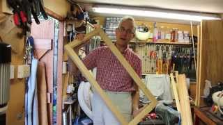 Making Traditional Wooden Window Frames