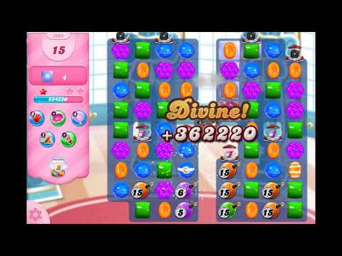 Candy Crush Saga - Level 2984 ☆☆☆