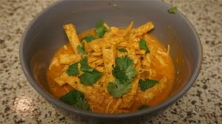 Let's Cook #1: Chicken Enchilada Soup! (Perfect Fall Soup)