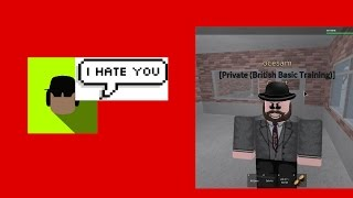 Roblox BA- Marcuses doesn't like meh (4 bans)
