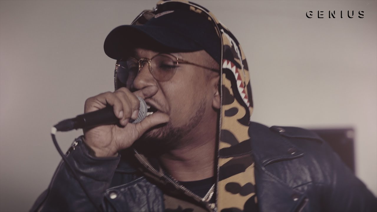 CyHi The Prynce Shouts Out Lauryn Hill, Kanye, & Condoleezza Rice In Genius Freestyle