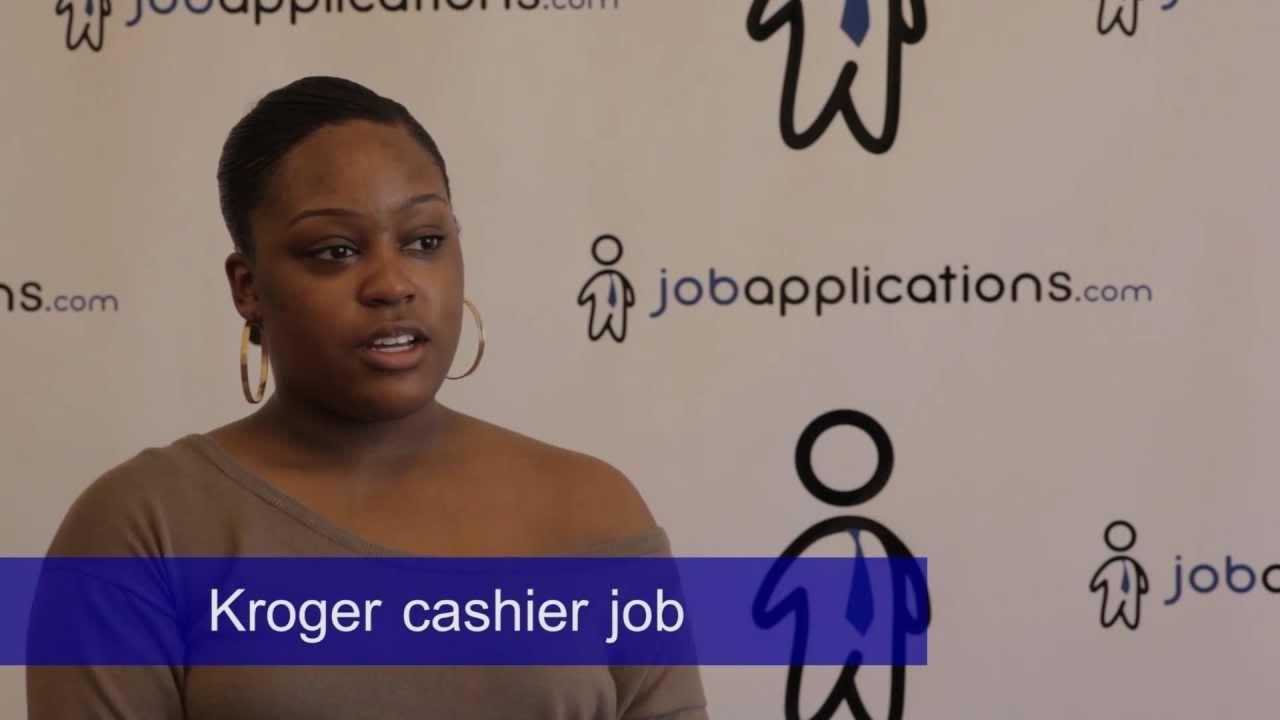 Kroger Cashier - Pay Rate and Job Description