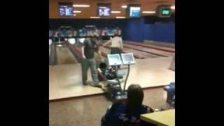 Fred Triezenberg Throws A 9-count
