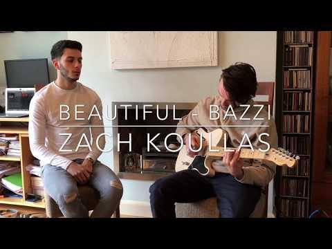 Bazzi - Beautiful (Zach Koullas Acoustic Cover)