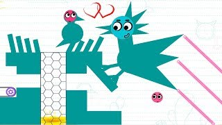Love Balls - Gameplay Walkthrough - Love Birds Daily Challenge Funny Puzzles(iOS , Android )