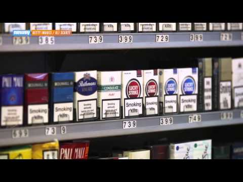 Plain Tobacco Packaging Is Working In Australia
