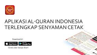 QuranBest - Aplikasi Al Quran Indonesia Terlengkap Senyaman Cetak screenshot 3