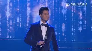 """Quang Dũng - Noo Phước Thịnh song ca """"Tuyết rơi mùa hè"""" trong Đại nhạc hội """"Son"""" Menard"""