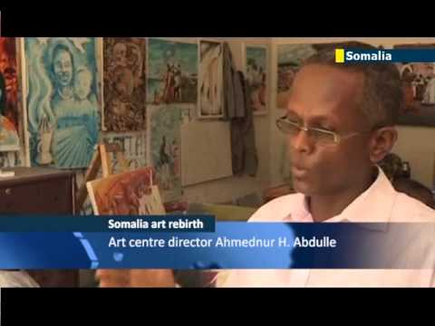 Beyond al-Shabaab: Somalia witnessing rebirth of art scene following fall of Islamist regime