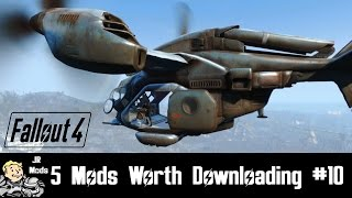 Fallout 4 Mods 5 Mods Worth Downloading 10