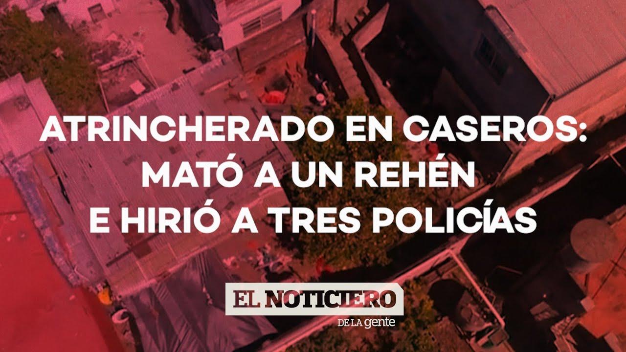 Download TOMA DE REHENES en CASEROS terminó a SANGRE y FUEGO - El Noti de la Gente