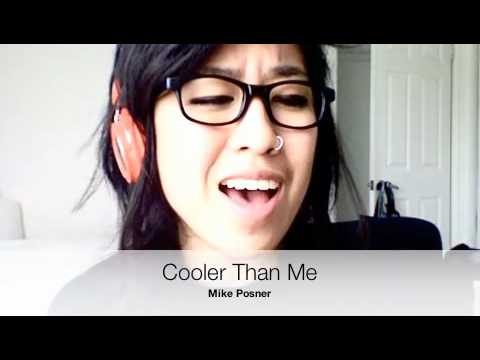 """Cooler Than Me"" By Mike Posner (COVER) + FREE mp3 DOWNLOAD"