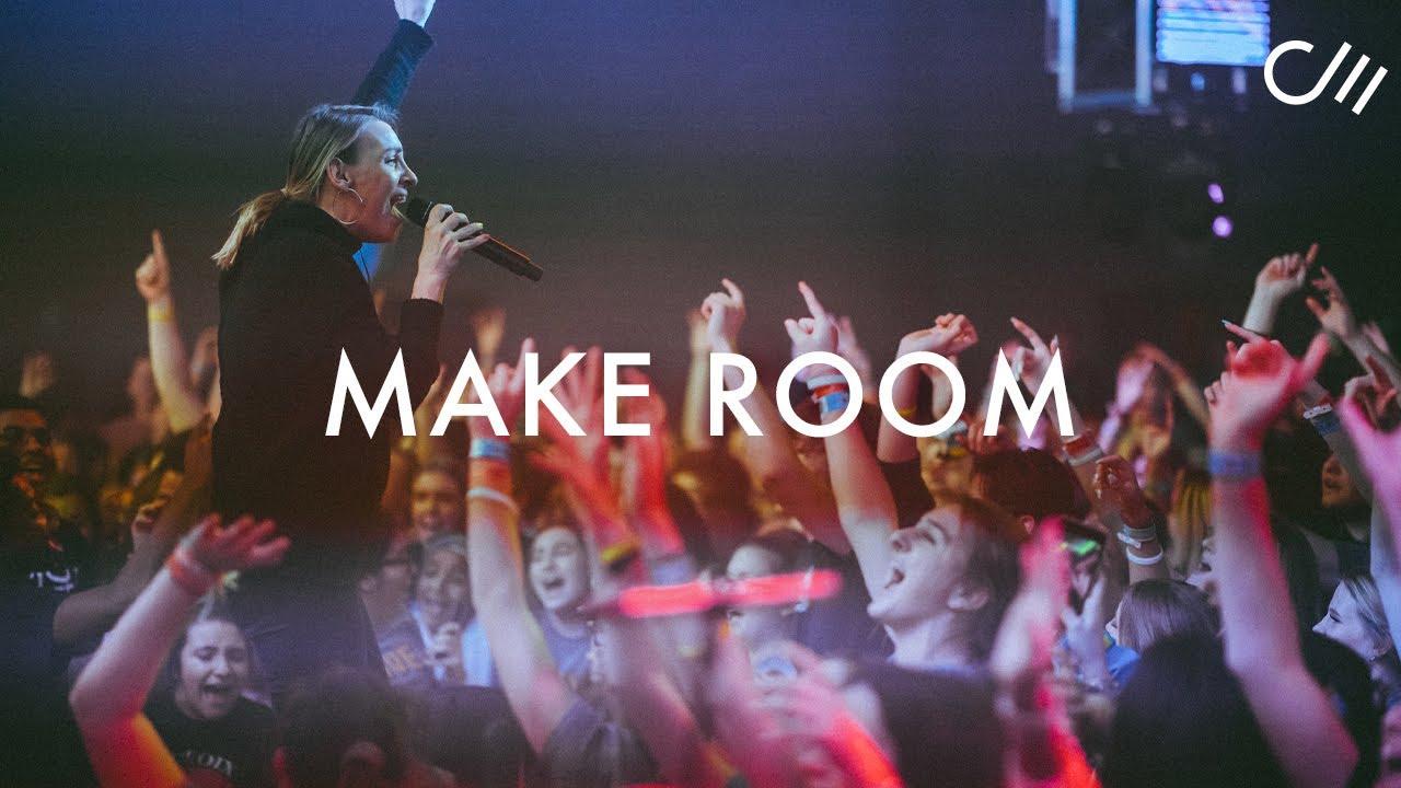 Download Make Room (Live)    COMMUNITY MUSIC