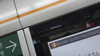 서울교통공사 3호선 대화행 교대(법원,검찰청),(한국복…