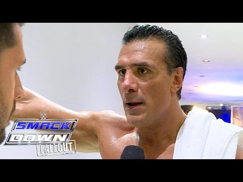 Del Rio on the importance of crying en route to Money in the Bank: SmackDown Fallout, May 26, 2016