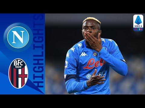 Napoli 3-1 Bologna | Il Napoli ritorna alla vittoria con Insigne | Serie A TIM
