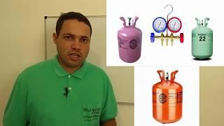 Como Usar o Manifold (Manomentro) e Medir Gás Ar Condicionado