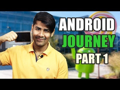 How Android Started ? | From Flop Startup to The Most Famous Operating System | Part 1